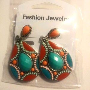 Boho Vintage Drop Dangle Earrings
